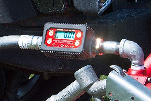 Fill-Rite TT10AN 2-35 GPM Inline Digital Turbine Fuel Meter by Fill-Rite (Image #5)'