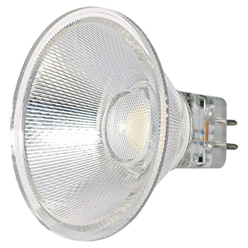 (パックof 6 ) Satco s9553、3 mr16 / LED / 40 ' / 5000 K / 12 V、LEDライト電球 B072N91K2V