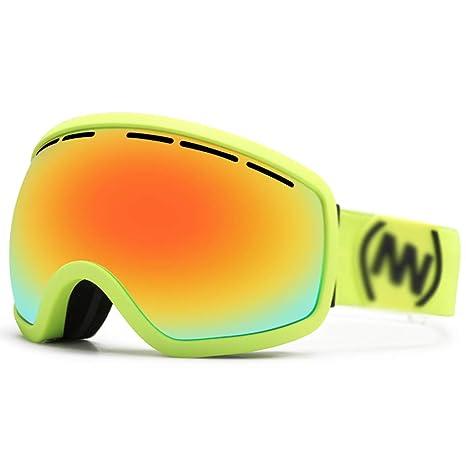 Snowboarding Gafas Gafas de esquí para niños Gafas para ...