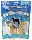 SmartBones Dental Dog Chew, Large, 3 pieces/pack