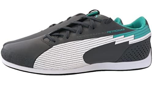 ff309e6923dfb Puma evo-Speed Low Mercedes AMG Petronas F1 Sneaker Men EUR 43 UK 9 Herren  Schuhe: Amazon.es: Zapatos y complementos