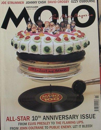 Read Online Mojo The Music Magazine, Issue 120, November 2003 (10th Anniversary cover) pdf