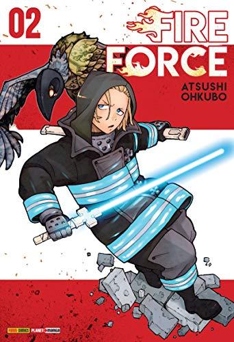 Fire Force Atsuchi Ohkubo