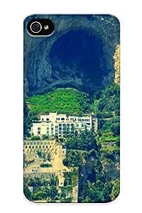 Creatingyourself Case Cover The Grotta Dello Smerald/ Fashionable Case For Iphone 4/4s