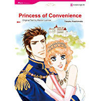 Princess of Convenience: Harlequin comics