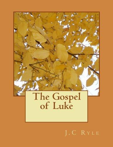 Download The Gospel of Luke pdf epub