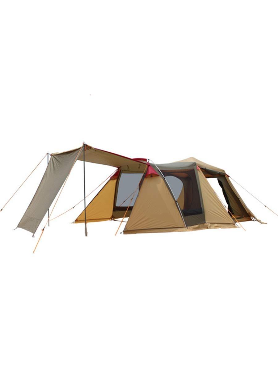 【まとめ買い】 Lcslj B07QHCCN3B アウトドアテント ビーチテント キャンプ 3-4人用 ダブルデッカー 自動 Lcslj 家族旅行キャンプ 複数人用 ビーチテント B07QHCCN3B, 坂北村:70d7442a --- irlandskayaliteratura.org