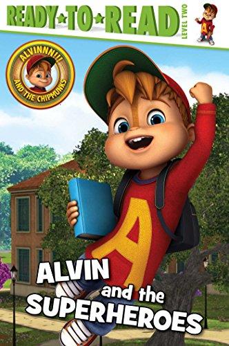 Alvin and the Superheroes (Alvinnn!!! and the Chipmunks)
