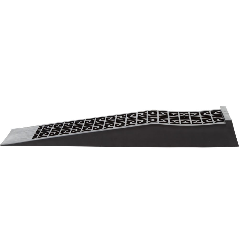 Ramps 6009-V2 Low Profile Plastic Car Service Ramps 2 Pack