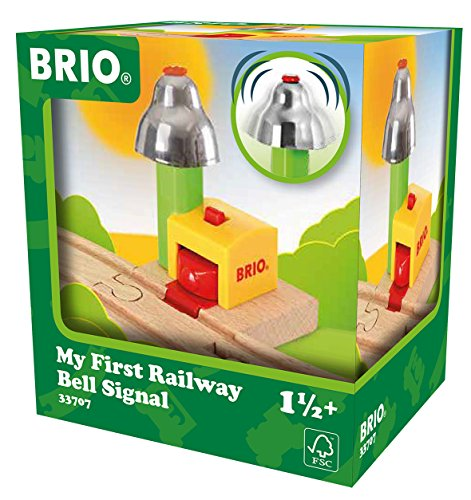 (Brio My First Railway Bell Signal)