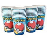 American Greetings Pokemon Paper Party Cups, 32-Count, Paper Cups