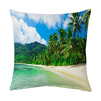 Amazon.com: zhuangjin fundas de almohada Beautiful Scenery ...
