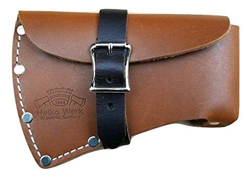 1844 Helko Werk Germany Deluxe Leather Axe Sheath (Hatchet)