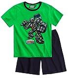 Skylanders Sommer 2-Teiler Schlafanzug Pyjama Shorty kurz