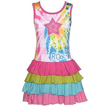 Amazon Lipstik Toddler Girls Pink Rainbow Rock Star #1: 51FuTBmq06L SX342