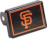 Stockdale San Francisco Giants Universal Hitch Cover Bumper Trailer Auto Cap Baseball