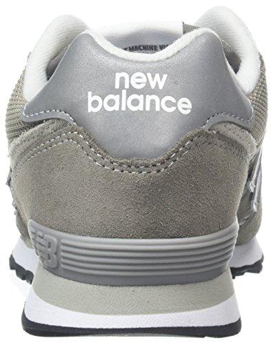 Sneaker New Kinder 574v2 Unisex Grey Balance Grey IpExpR