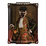 Cornelius - Galerie De Portraits - Grand Format - Surreal Wall Tray Art Masterwork by iBride