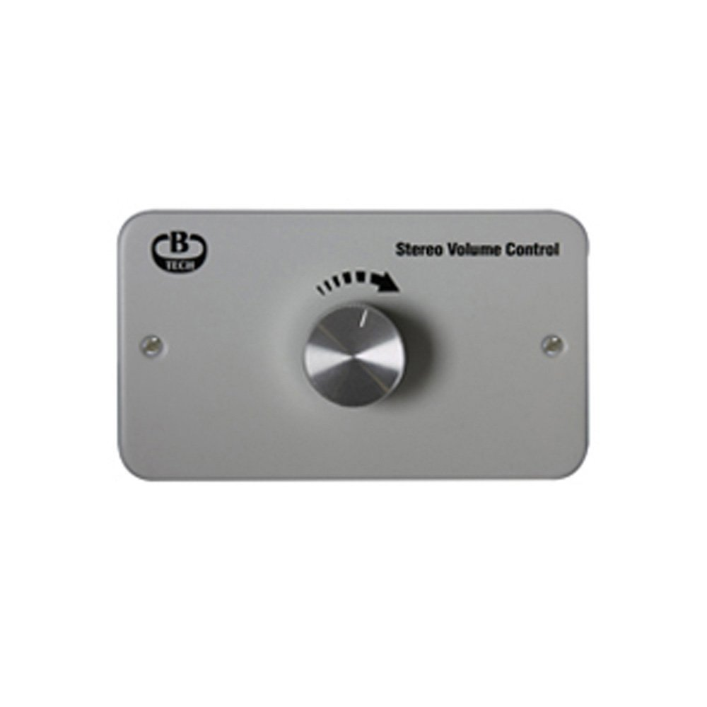 B-TECH BT936 IN-WALL LOUDSPEAKER VOLUME CONTRO: Amazon.co.uk: TV