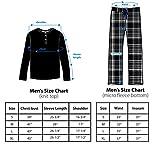 1d285143499 Galleon - Lasher Men s Summer Pajama Sets Relax Life 2 Pcs Short ...