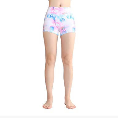 Seogav Yoga priniteing Leggings Biker Short Pants ...
