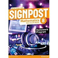 Australian Signpost Mathematics New South Wales  8 Homework Program