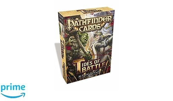 Pathfinder Cards: Tides of Battle Deck