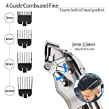 Hair Clippers for Men Cord Cordless