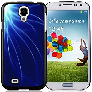 New Personalized Custom Designed For Samsung Galaxy S4 I9500 i337 M919 i545 r970 l720 Phone Case For Curved Light Beams Phone Case Cover