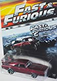 HOT WHEELS 2015 FAST AND FURIOUS RELEASE EXCLUSIVE 69 DODGE CHARGER DAYTONA #1/8 DIE-CAST