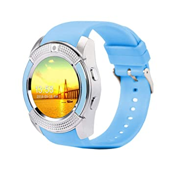 VIWIV Smart Watch V8 Bluetooth Smartwatch Reloj De Pulsera ...