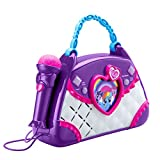 eKids My Little Pony Sing Along Boombox with Real Working Mic Built in Music and Can Connect to MP3 Player