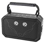 #LightningDeal 80% claimed: DOSS Wireless Portable Bluetooth Speakers Waterproof IPX6, 20W Stereo Sound Bold Bass, 12H Playtime, Durable iPhone, Samsung, Tablet, Echo dot, Gift Ideas