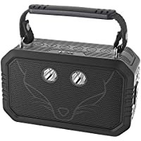 DOSS Wireless Portable Bluetooth Speakers with Waterproof...