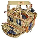 maxpedition compact range bag - EXPLORER Tactical Range Ready Bag 18-Inch Tan