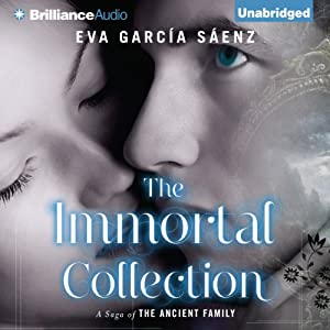 The Immortal Collection Audiobook