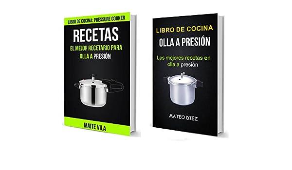 Amazon.com: Recetas: Olla a Presión: Las mejores recetas en ...