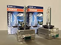 2x New Osram D3S 66340HBI 4650k Genuine Xenon HID Light Bulbs