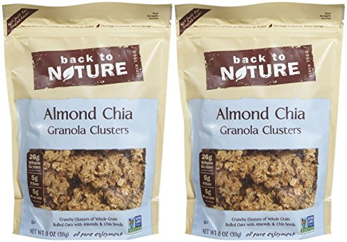 granola back to nature - 3