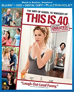 This Is 40 (Unrated Blu-ray + DVD + Digital Copy + UltraViolet)