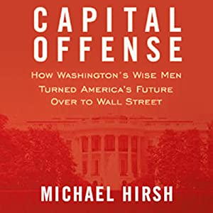Capital Offense Audiobook