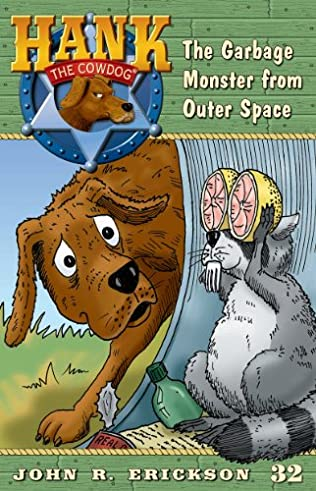 book cover of The Case of the Garbage Monster from Outer Space