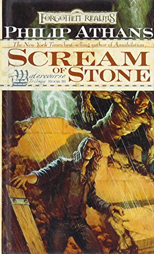 book cover of Scream of Stone