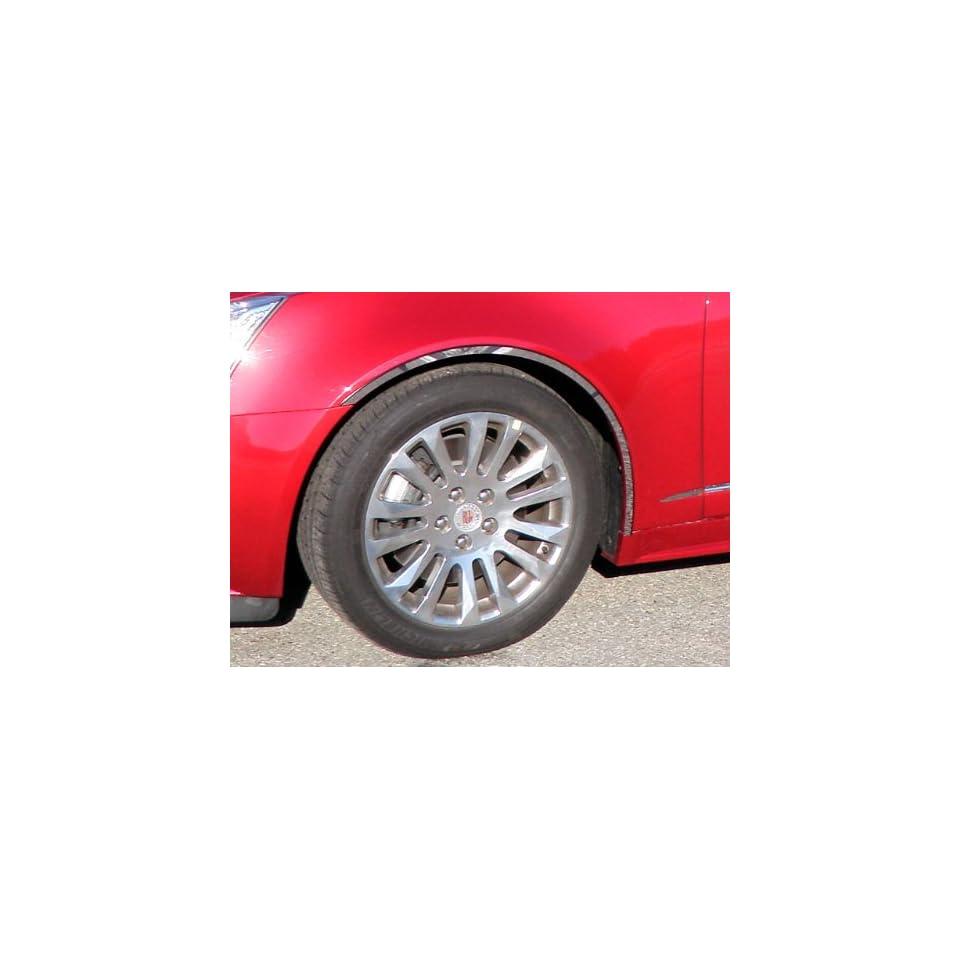 2010 2011 Cadillac CTS Sport Wagon 4pc Wheel Well / Fender