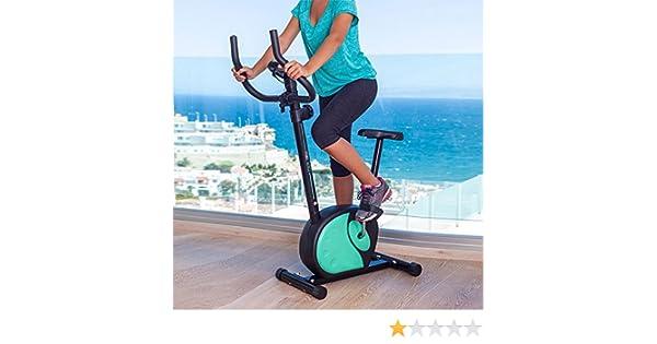 Bicicleta Estática Magnética Fitness 7002: Amazon.es: Deportes y ...