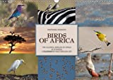 Emotional Moments: Birds of Africa UK-Version 2017: The Colorful Birds of Africa in 12 Images. A Calendar by Ingo Gerlach (Calvendo Animals)