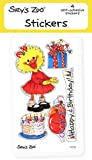 Suzy's Zoo Stickers 4-pack,