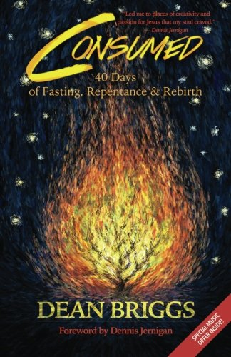 Download Consumed: 40 Days of Fasting, Repentance & Rebirth pdf