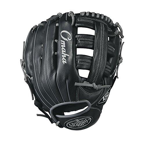 Louisville Slugger Omaha Baseball Gloves, Right Hand, 12.5