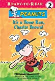 img - for It's a Home Run, Charlie Brown! (Peanuts Ready-To-Read: Level 2) book / textbook / text book